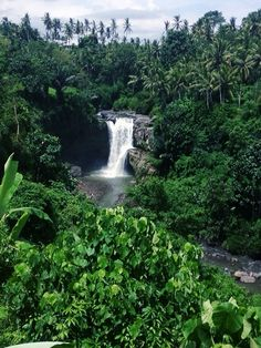 Tegenungan waterfall- Gianyar ,Bali