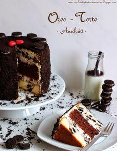 Sandra´s Tortenträumereien: Oreo - Torte