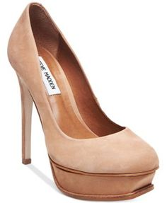 Steve Madden Women's Kiss Platform Pumps