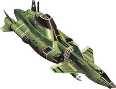 Skydiver One (Gerry Anderson's UFO)