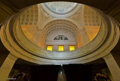 Grant's Tomb, New York City (and Mrs. Grant too)