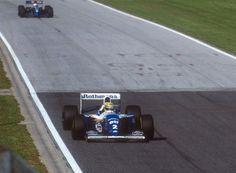 Ayrton Senna , Roland Ratzenberger Imola 1994