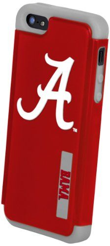 nice Forever Collectibles NCAA Alabama Crimson Tide Dual Hybrid Hard Apple iPhone 5 / 5S Case Show your team colors and protect your iPhone 5 or 5S with this rugged two piece case from Forever Collectibles. Officially licensed with your favorit... http://mobileclone.com.au/cell-phones-mp3-players/cell-phone-accessories/cases-covers/forever-collectibles-ncaa-alabama-crimson-tide-dual-hybrid-hard-apple-iphone-5-5s-case/