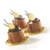 Le Cognac exotique, Macaron, Panna Cotta, Ethnic Recipes, Desserts, Food, Exotic, Fine Dining, Tailgate Desserts, Dessert