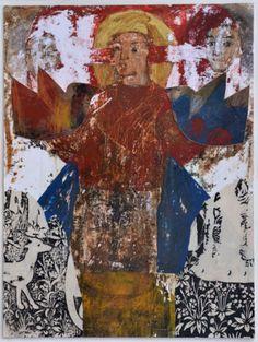 nabARus-200517-1-61x46-cm-technique-mixte-Art-brut-Art-singulier