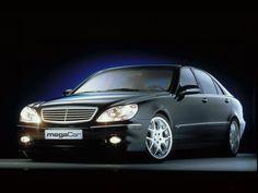 Brabus Mercedes-Benz S-Klasse (W220) '1998–2005