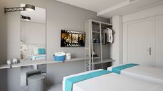 Elakati Luxury Boutique Hotel, located in the town of Rhodes, features themed rooms and suites that transfer guests to holiday settings. Rhodes, Rest And Relaxation, Junior, Room Themes, One Bedroom, Second Floor, Greece, Boutique, Bathroom