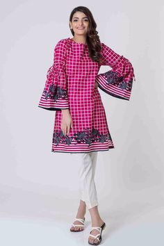 Latest Short Kurtis Designs 2017