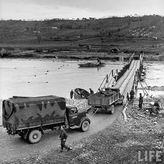 Sangro river, Italy 1944