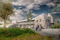 Husbyåsen BHG (2015) – ARC arkitekter