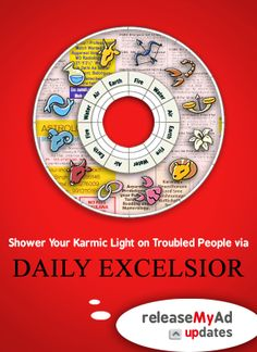 To make the Stars Shine Brighter for those in need of Astrological help, advertise in Daily Excelsior at: http://dailyexcelsior.releasemyad.com/rates/astrology