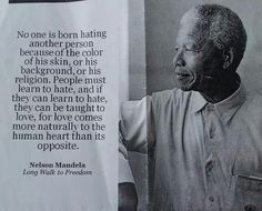 The Poem that got Nelson Mandela through 27 years in Prison (&12 Wisdom Quotes from Madiba Himself).