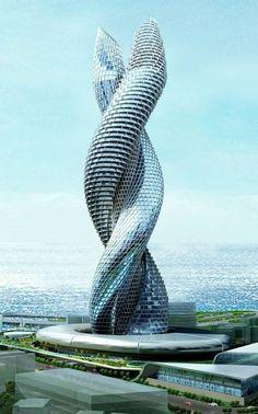 Cobra Tower, Kuwait | Concept Design.