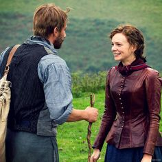 Which Madding Crowd Gentleman Best Suits You? Far From Madding Crowd, Romance, Carey Mulligan, Great Love Stories, Period Outfit, Student Fashion, Sex And Love, Movie Costumes, Period Dramas