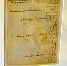 An up close look at one of the most intriguing manuscripts in history - Leonardo Da Vinci's Codex Atlanticus!