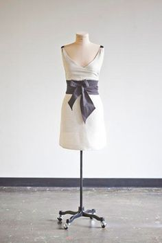 Amazing apron from Ice Milk Aprons