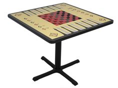 Allied 503636GB Game Table 36 x 36 Square | Affordable Activity Tables & Allied Products