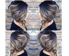 Najlepsze cieniowane fryzury 2016 dla średnich i długich włosów - Strona 30