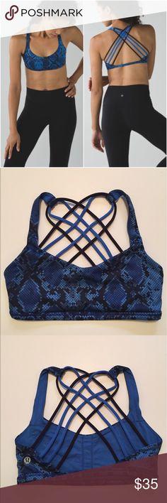 Selling this Lululemon Free To Be Wild Bra on Poshmark! My username is: lnation818. #shopmycloset #poshmark #fashion #shopping #style #forsale #lululemon athletica #Other