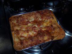 Lasagne al ragù di soia (ricetta vegana)...
