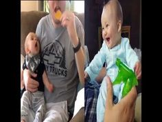 get ready for laughing here are too much funny babies eating & laughing . Funny Animal Memes, Funny Facts, Funny Signs, Funny Animals, Funny Quotes, Funny Memes, Funny Christmas Gifts, Christmas Humor, Best Funny Jokes