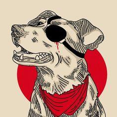 Anarchism, Fantasy Creatures, Cool Art, Tattoo Designs, Kawaii, Ocean, Culture, History, Illustration