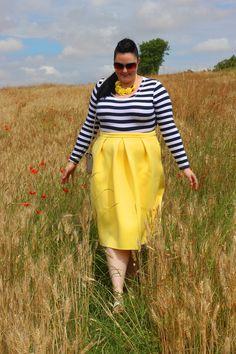 Anaïs Pénélope | Blog mode ronde, grande taille, plus-size fashion blog, fatshion.: Summertime (concours inside)