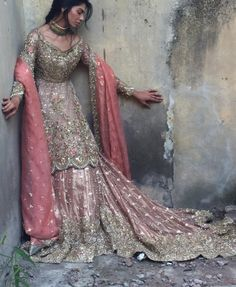 Pakistani couture for custom bridal and party wears email zifaafstudio@gmail.com visit us at www.zifaaf.com