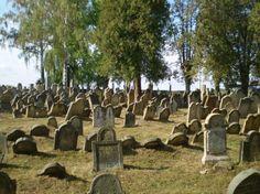Úsov   židovský hřbitov