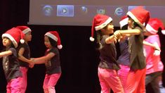 Have a Holly Jolly Christmas, Preschool Christmas Dance Song @ Chomel Le...