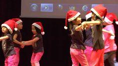 Have a Holly Jolly Christmas, Preschool Christmas Dance Song @ Chomel Le...