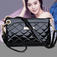 2014 new arrival women messenger bags clutch PU leather ladies handbags small shoulder bag brand designer bolsas femininas A10-in Crossbody Bags from Luggage & Bags on Aliexpress.com | Alibaba Group