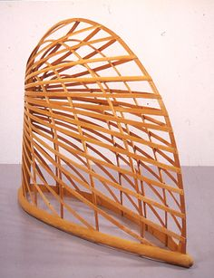 Martin Puryear...wood sculpture
