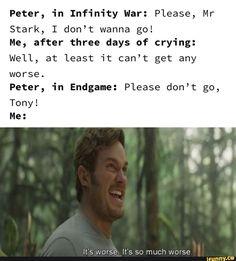 Bild memes 2 Kommentare - iFunny-Peter, im Unendlichen Krieg: Bitte, . Avengers Humor, Funny Marvel Memes, The Avengers, Marvel Jokes, Dc Memes, Thor Meme, Marvel Dc, Marvel Films, Disney Marvel