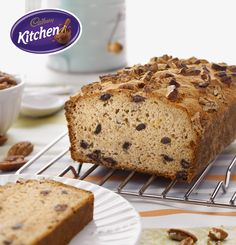 A terrific #cake with the perfect combo of #chocolate and banana and a killer topping! #baking To view the #CADBURY product featured in this recipe visit https://www.cadburykitchen.com.au/products/view/baking-block/