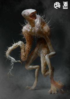 Stranger Things - Revelados visuais alternativos do Monstro! - Legião dos Heróis