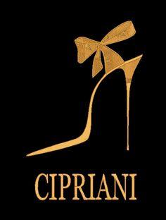 haftowany proporzec reklamowy Cipriani