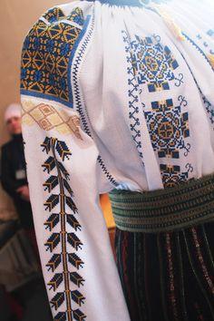 Diana, Sari, Moldova, Costume, Fashion, Embroidery, Saree, Moda, Fashion Styles