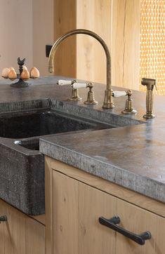 Kitchen Themes, Home Decor Kitchen, Kitchen Interior, New Kitchen, Home Kitchens, Small Kitchen Organization, Rustic Kitchen Design, Kitchen On A Budget, Cuisines Design