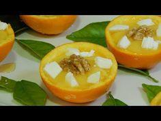 Cómo hacer un postre de naranja muy cremoso y original (Receta fácil) - YouTube Food 101, Cake Pops, Fruit, Vegetables, Gluten, Chocolate, Videos, Youtube, Gastronomia
