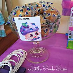 18 Irresistible Shopkins Party Ideas | How Does She