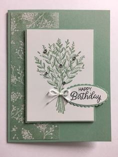 My Creative Corner!: Beautiful Bouquet, Wishing You Well, Birthday Card