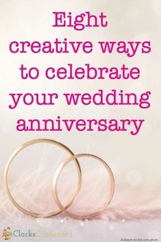 Creative Anniversary Celebration Ideas Here are 8 creative and inexpensive anniversary celebration ideas to make your wedding anniversary a little more special Wedding Anniversary Celebration, Marriage Anniversary, Anniversary Gifts For Husband, First Anniversary, Anniversary Ideas, 20th Anniversary Gifts, Romantic Anniversary, Anniversary Traditions, Marriage Relationship