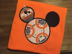 A personal favorite from my Etsy shop https://www.etsy.com/listing/468083491/bb-8-mickey-mouse-tshirt