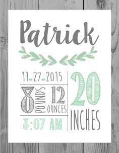 free custom birth announcements template newborn photos pinterest my boys boys and births. Black Bedroom Furniture Sets. Home Design Ideas