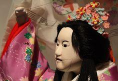 Bunraku puppet robots resurrected (pics/video)