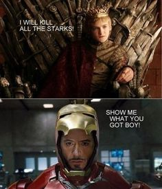 Starks. Everywhere!