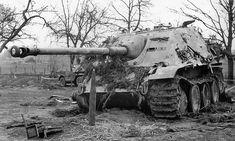 Jagdpanther, Germany 1945