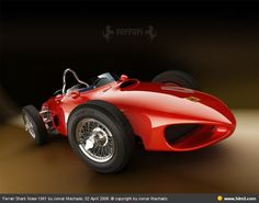 Ferrari Shark Nose 1961
