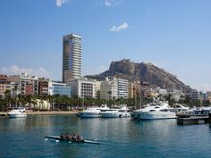 View from the Marina with Great things to do in Alicante
